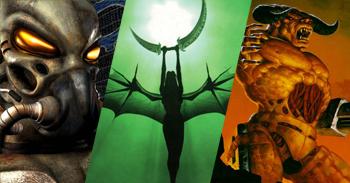 Bethesda Games on GOG