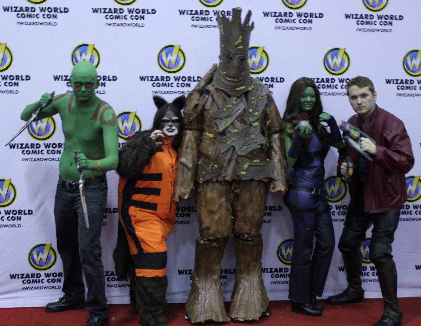 wizard world comic con 37