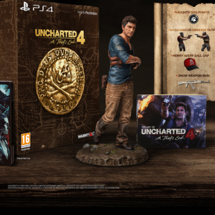 ... to pick up your copy of Uncharted 4 when its released on May 10th