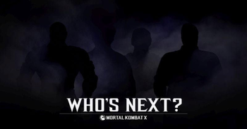 Mortal Kombat X Appears To Be Getting Four New Characters The Escapist