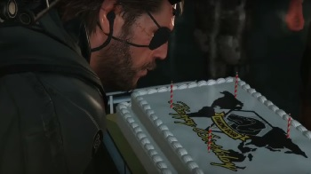 MGS5 Phantom Pain Easter Egg Party