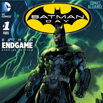 Batman day cover 1