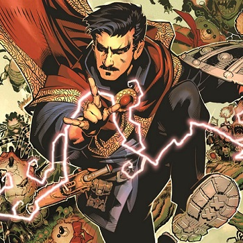 Doctor Strange article