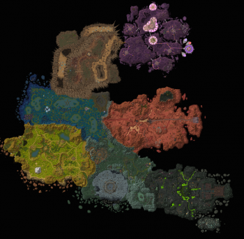 World of mapcraft means youll never get lost in azeroth again the its either a labor of love or madness but whichever it may be glitch developer cal henderson has done it hes made a free google maps style world of gumiabroncs Gallery