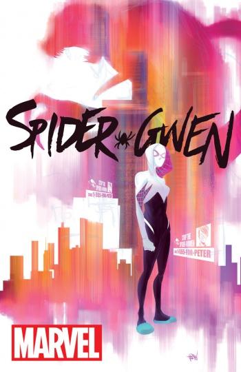 spider-gwen 1 cover