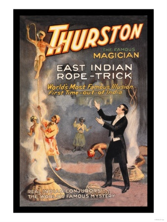 Thurston Indian Rope Trick