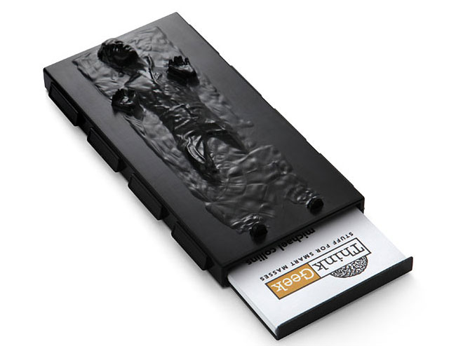 han-solo-business-card-holder