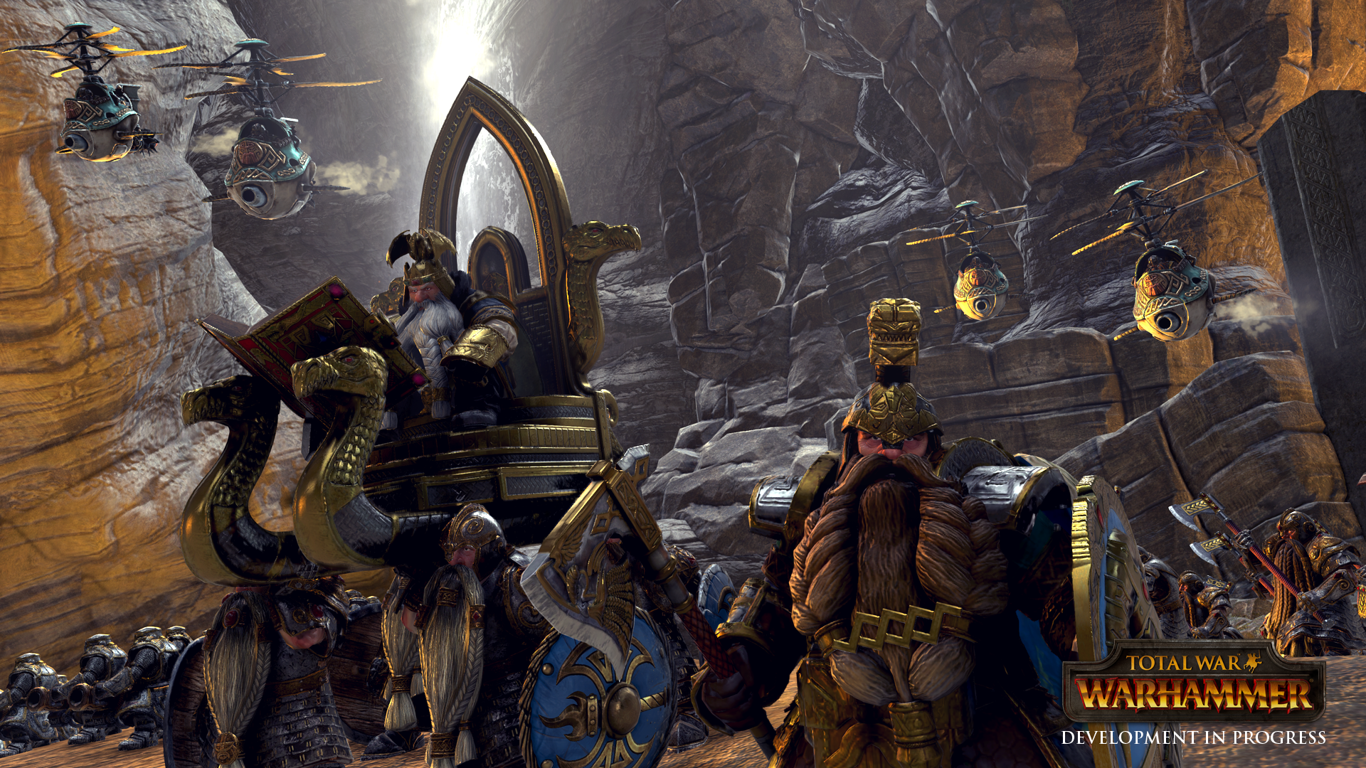 Total War: Warhammer Hands-On Preview Firedrakes and