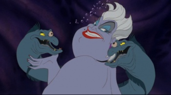 Ursula the witch
