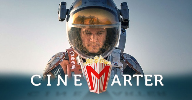 The Martian CineMarter Banner