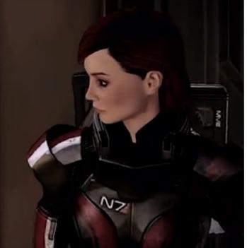 Commander Joanna Shepard