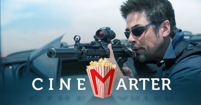 Sicario CineMarter Banner