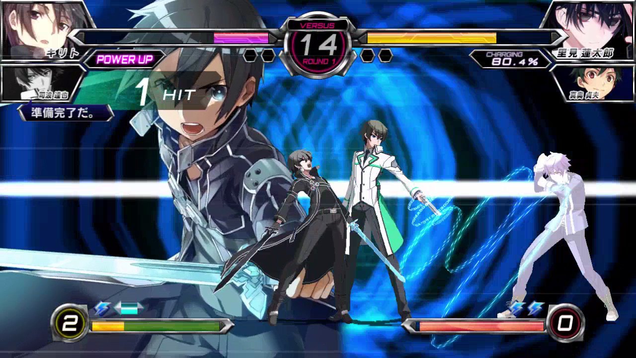 dengeki bunko fighting climax 3