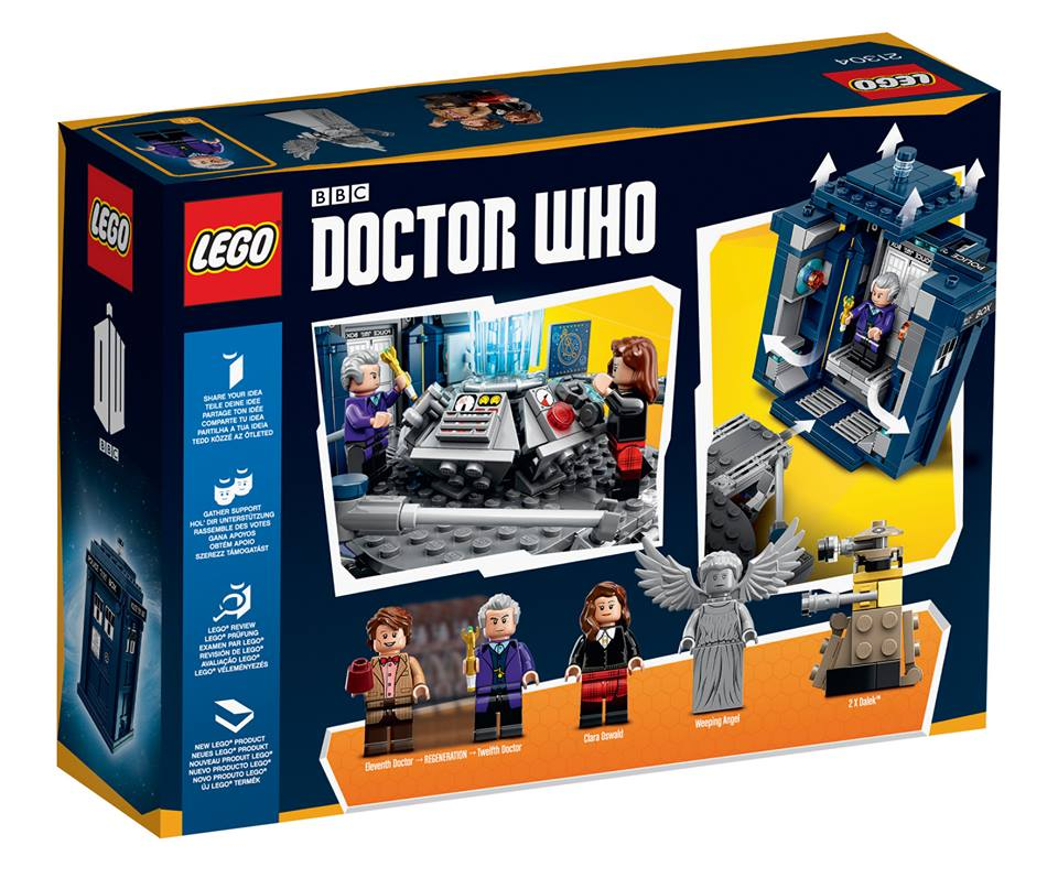 doctor who lego 2