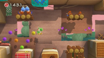 yoshis wooly world screenshot 7