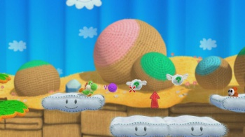 yoshis wooly world screenshot 8