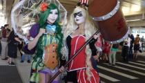 Joker by  Aralyn Scarlett and Harley Quinn
