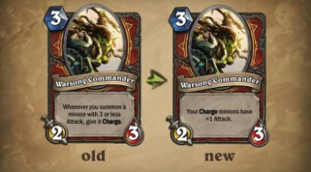 warsong commander change
