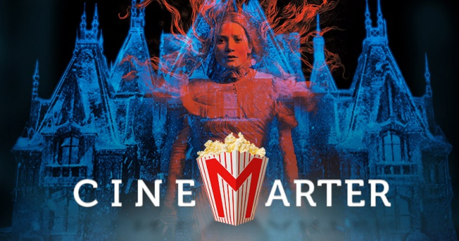 Crimson Peak CineMarter Banner