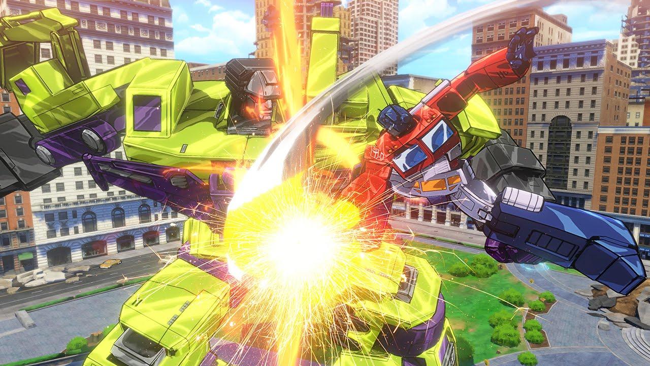 Transformers Devastation Logo Large