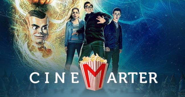 Goosebumps CineMarter Banner