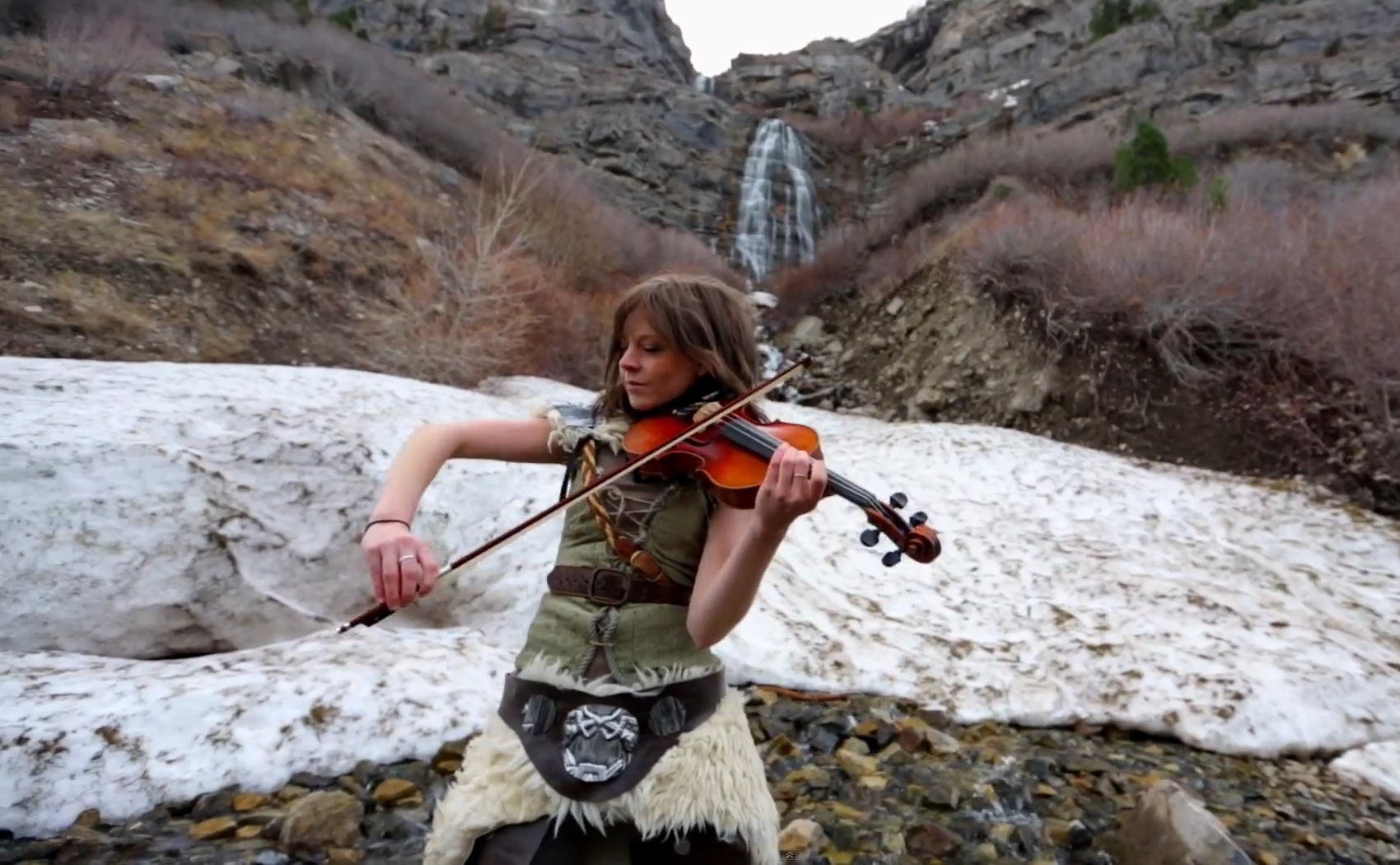 lindsey stirling skyrim