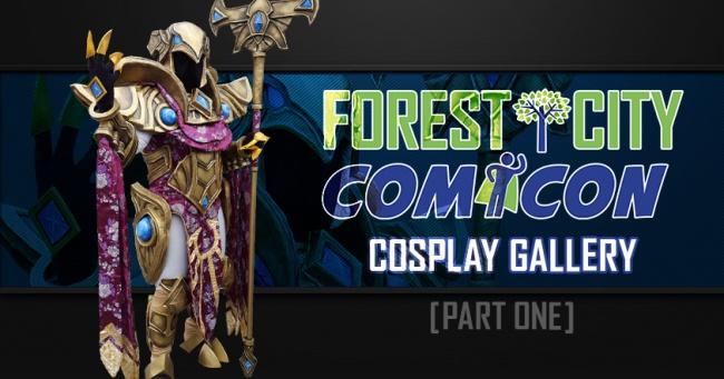 Forest City Comic Con