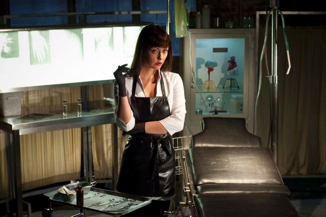 American Mary Banner