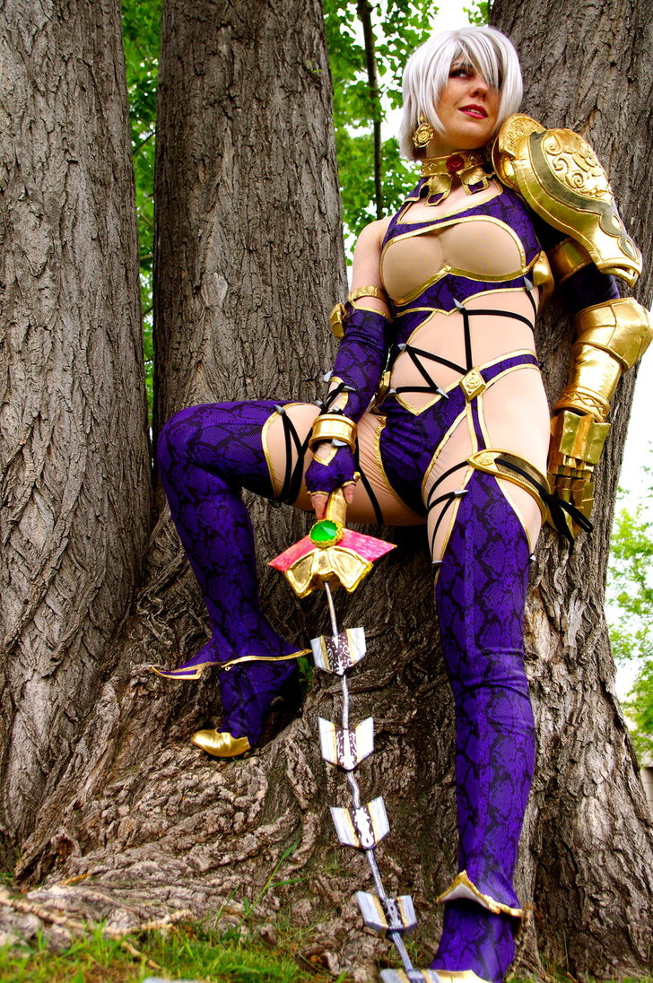liana k as ivy valentine by kyouheikutie