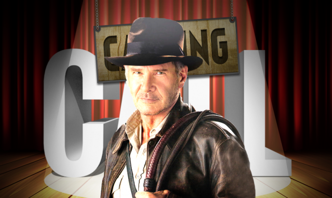 Casting Call Indiana Jones fb