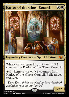 mtg how to use ghost quarter