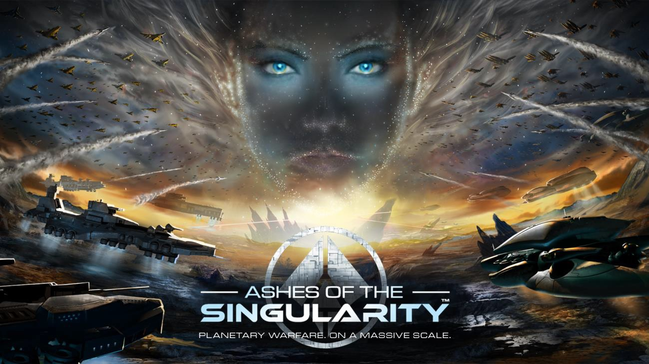 Ashes of the Singularity Logo Large
