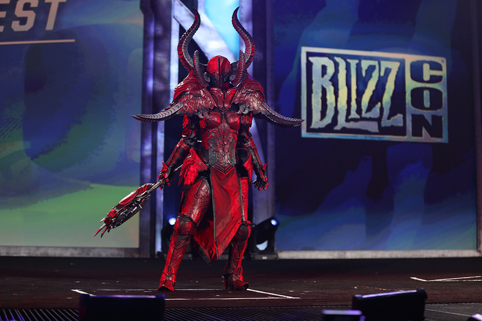 BlizzCon Cosplay Contest Winners   The Escapist