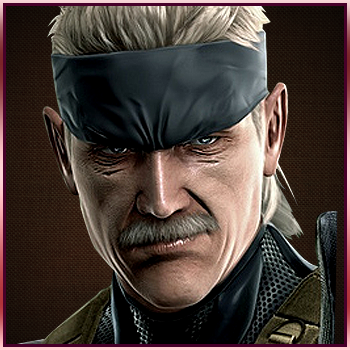 Solid Snake (Partially Grizzled)