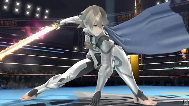 Super Smash Bros. For Wii U (WU)  © Nintendo 2014   3/3: Corrin Trailer