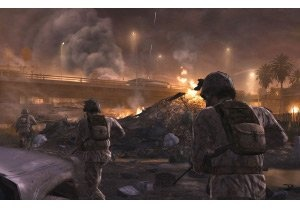 Strong reviews helped make Call of Duty 4 the best-selling game of 2007, but Activision's aggressive marketing campaign didn't hurt, either.