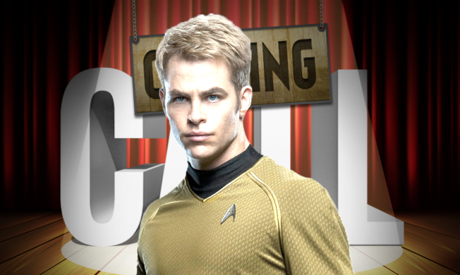 Star Trek Casting Call social