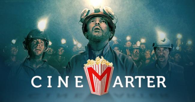 The 33 CineMarter Banner