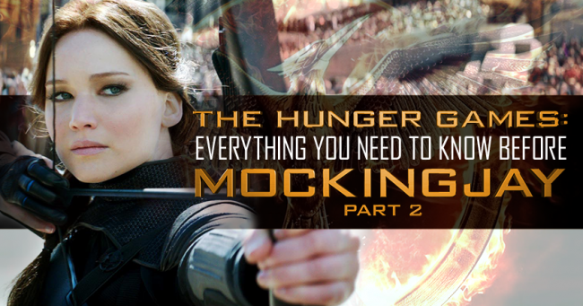 Everything You Need to Know About The Hunger Games Banner