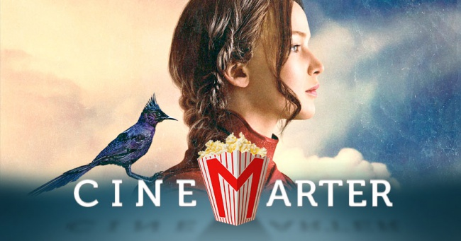 The Hunger Games Mockingjay Part 2 CineMarter Banner