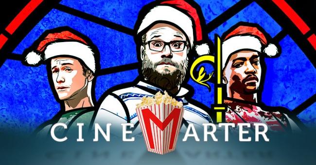 The Night Before CineMarter Banner