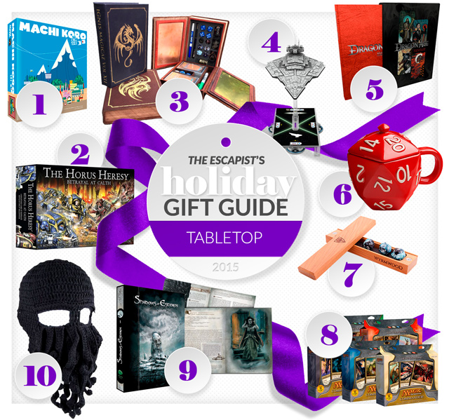 Tabletop Gift Guide main image