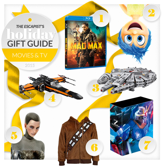 Gift Guide Movies & TV