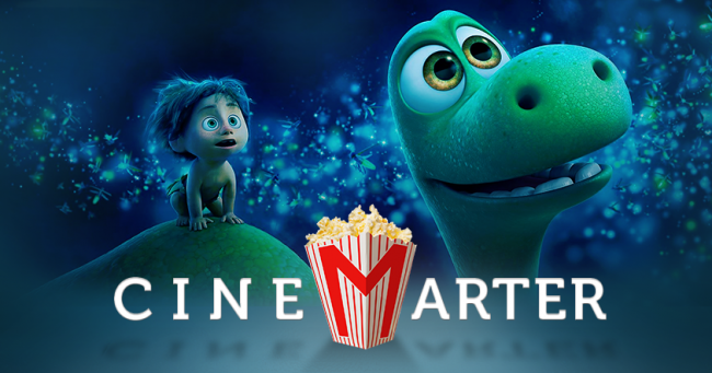 The Good Dinosaur CineMarter Banner
