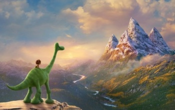 The Good Dinosaur CineMarter #1