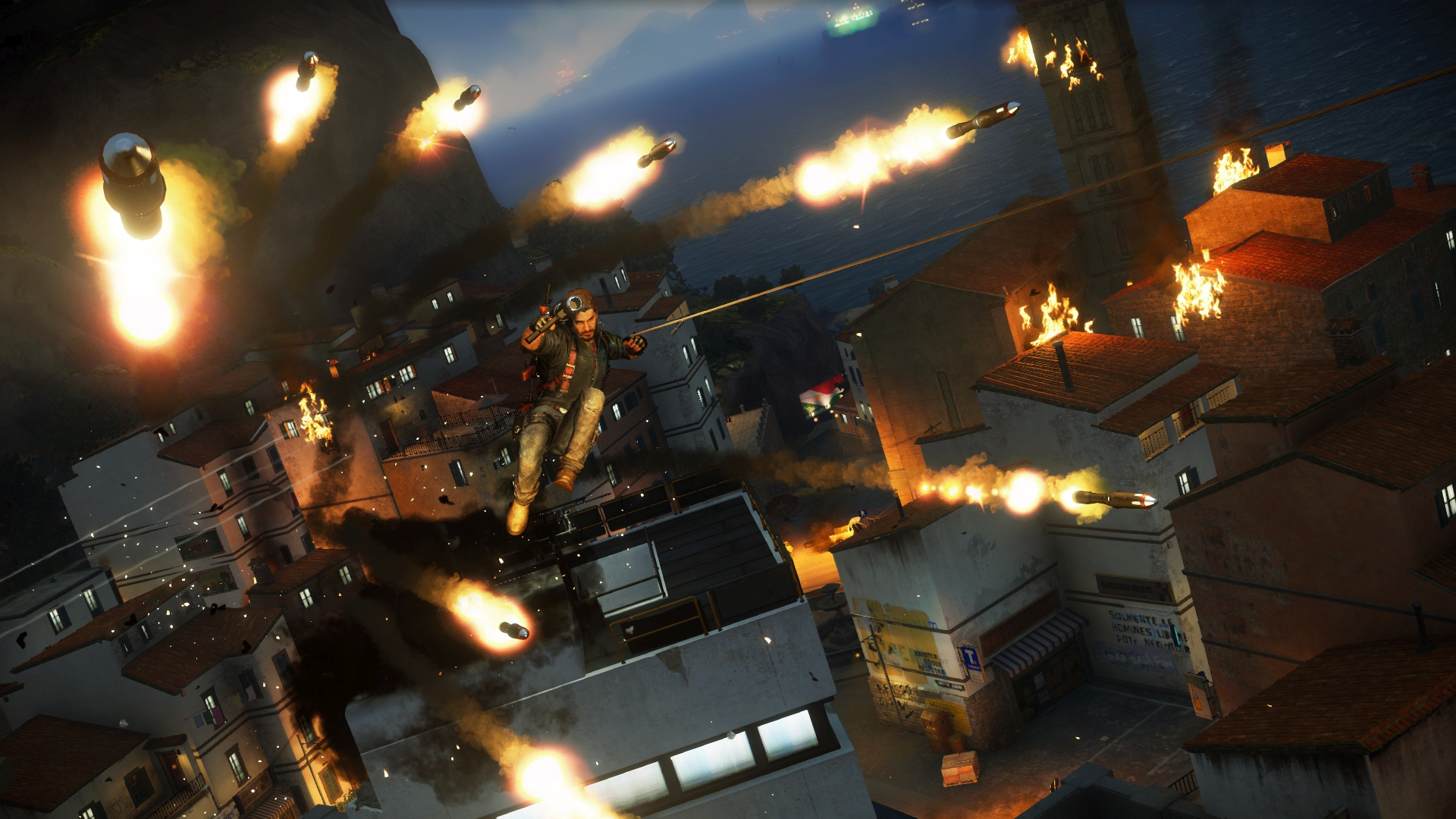 Just Cause 3 Big Head Mode Easter Egg Guide Walkthroughs The Sony Ps4 Gold Edition Fire Leech 1