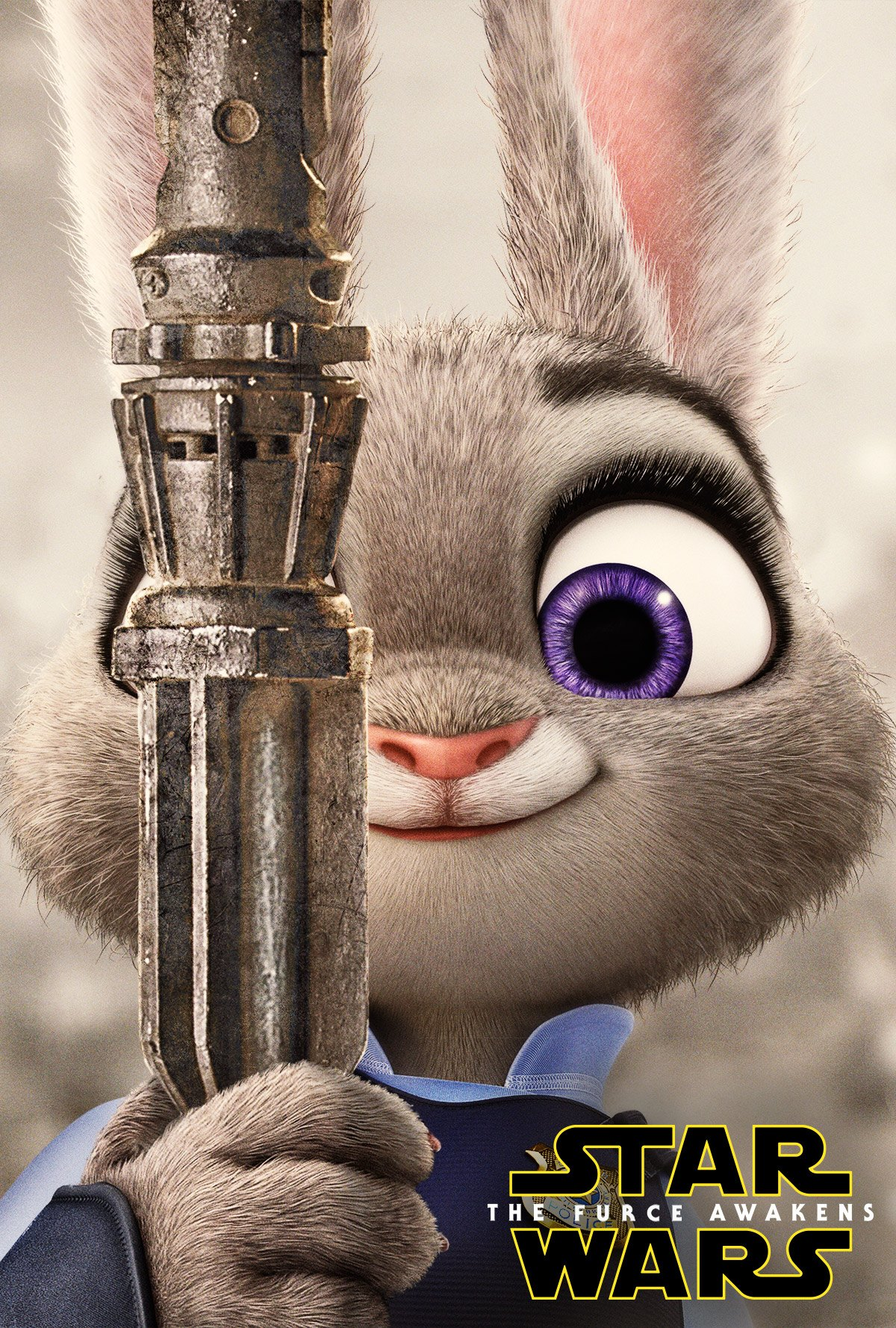 zootopia spoof movie poster 1