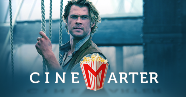 In the Heart of the Sea CineMarter Banner
