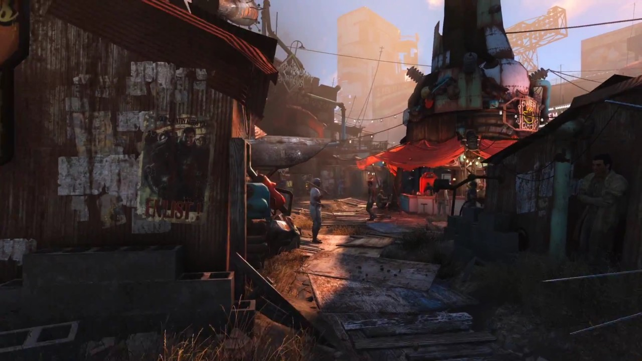 Fallout 4: Settlement Supply Lines - Tips & Tricks