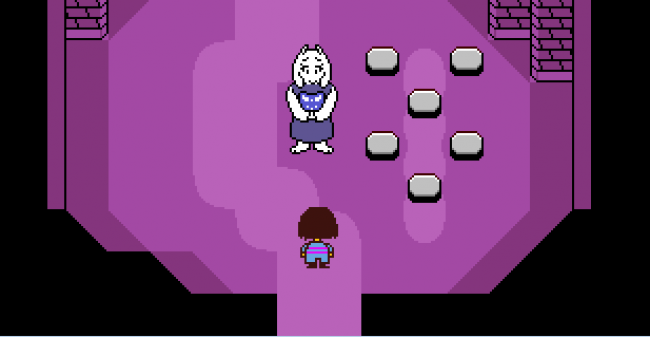undertale screenshot 5